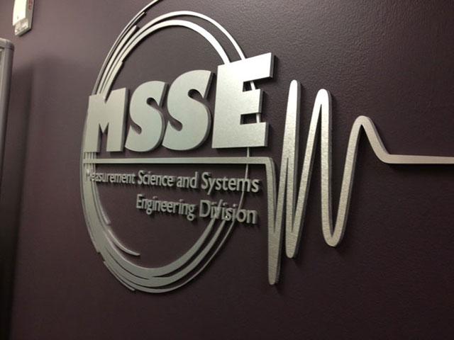 MSSE Signage