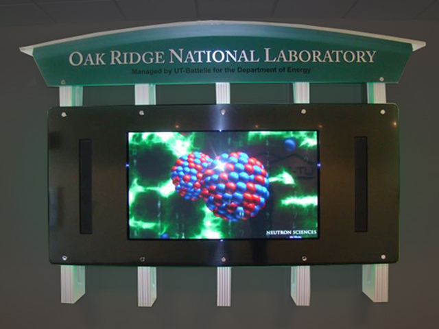 ORNL AV Display