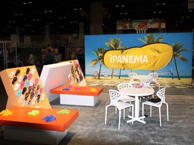ipanema booth
