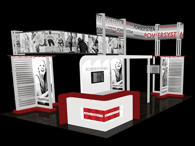 Power Systems Display Design