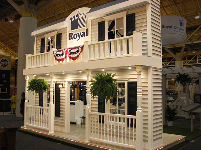 Royal House Display