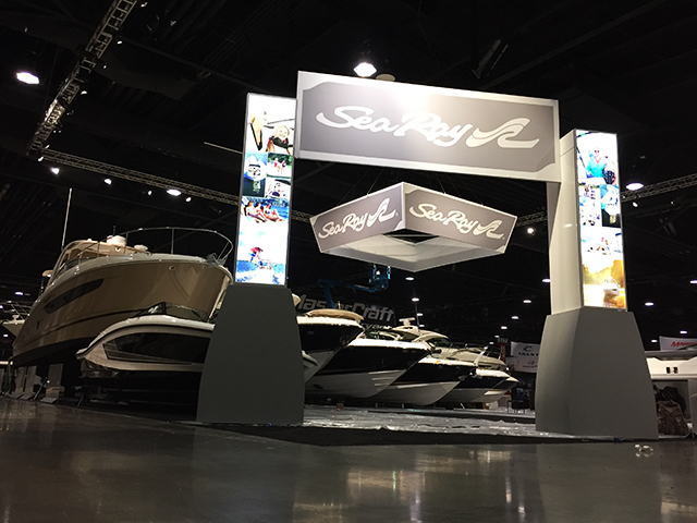 SeaRay Boat Show