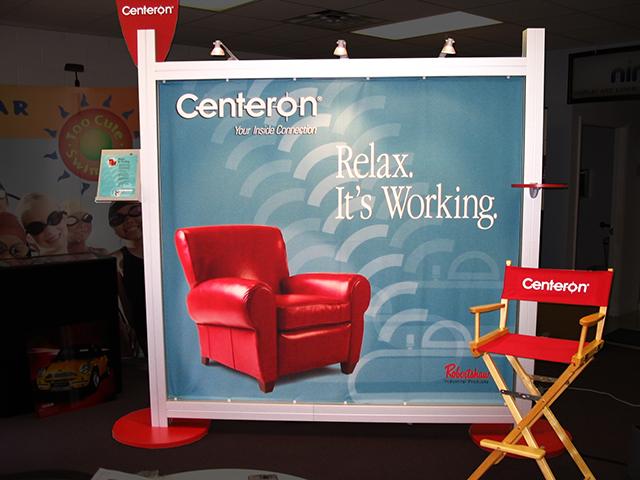 centeron booth