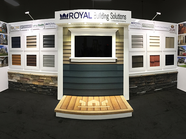 Royal Building Solutions Booth web