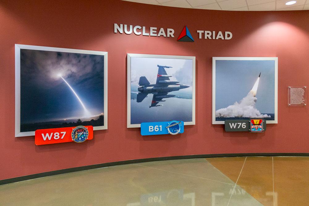 NHC Exhibit Graphics & Signage